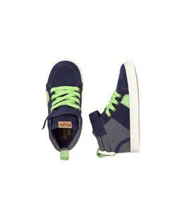 Calzado-Niño-Azul