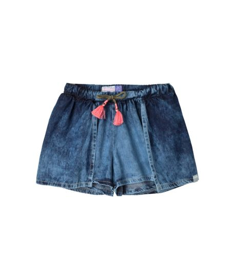 Faldas-y-shorts-Bebe-Niña-Indigo-claro