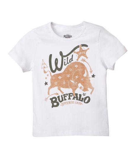 Camisetas-Bebe-Niño-Blanco