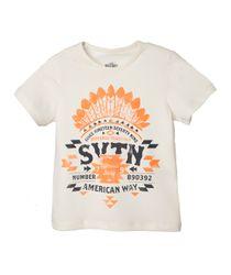 Camisetas-Bebe-Niño-Amarillo