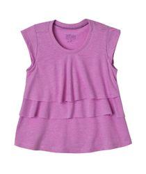Camisetas-Bebe-Niña-Violeta