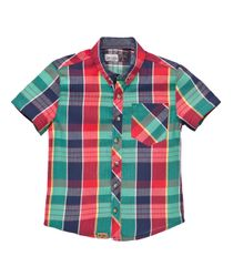 Camisas-Niño-Azul