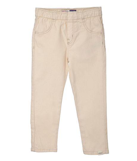 Ropa-Bebe-Niña-Jeans-y-Pantalones-Cafe
