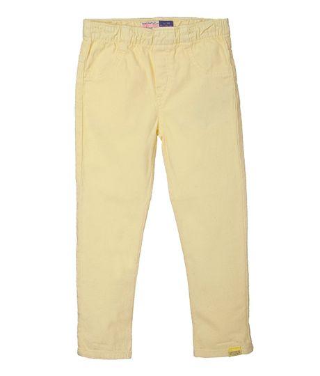 Ropa-Bebe-Niña-Jeans-y-Pantalones-Amarillo