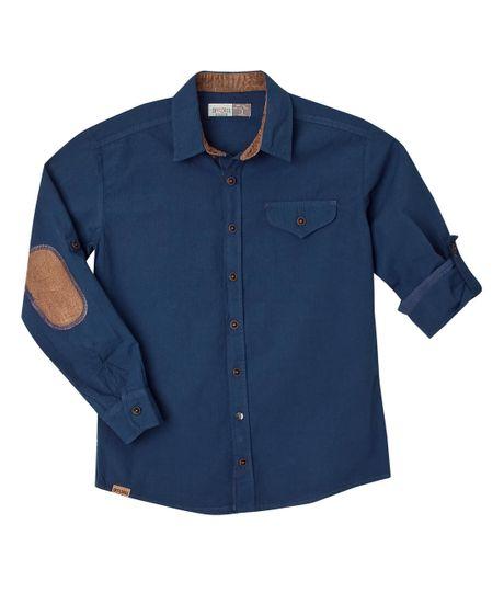 Ropa-Niño-Camisas-Azul