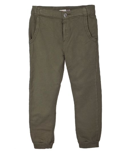 Ropa-Bebe-Niño-Jeans-y-Pantalones-Verde