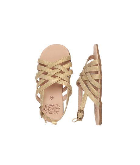Ropa-Bebe-Niña-Zapatos-Amarillo