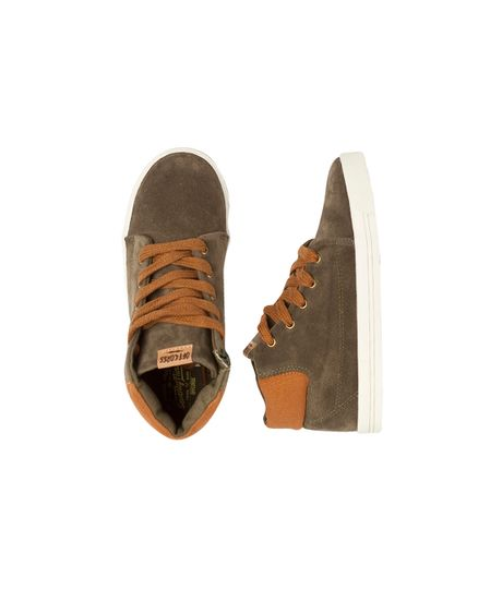 Ropa-Niño-Zapatos-Verde