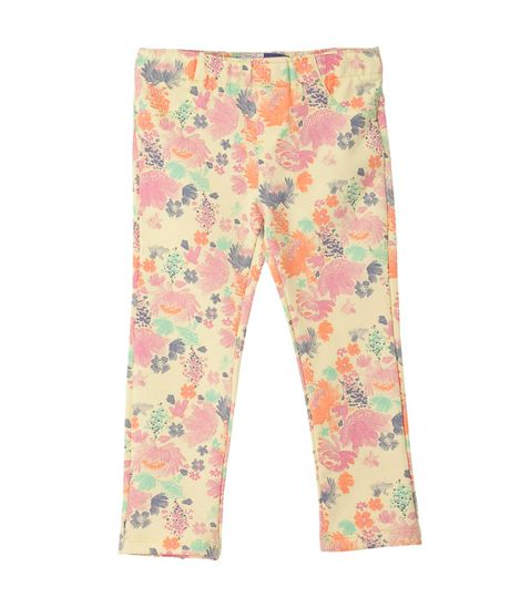 Jeans-y-Pantalones-Ropa-bebe-nina-Amarillo