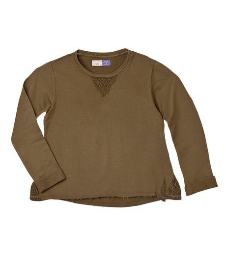 Camisetas-Ropa-nina-Verde