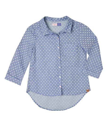 Camisas-Ropa-nina-Morado