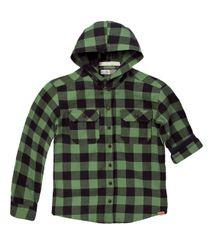 Camisas-Ropa-nino-Verde