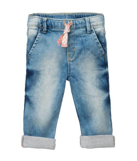 Jeans-y-Pantalones-Ropa-recien-nacido-niña-Indigo-medio
