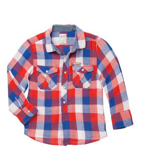 Camisas-Ropa-bebe-nino-Amarillo