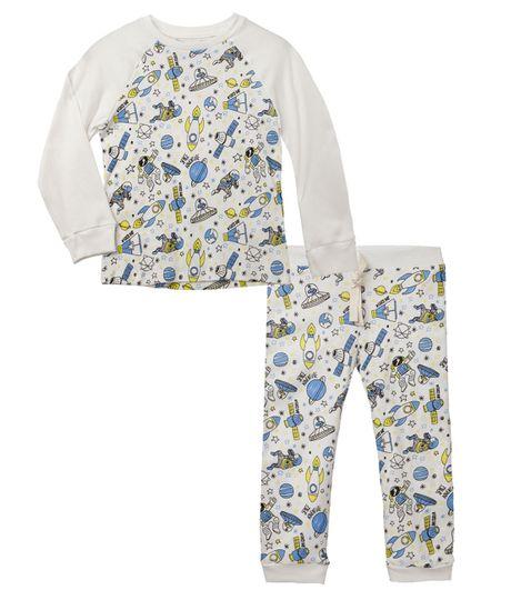 Pijamas-Ropa-bebe-nino-Gris