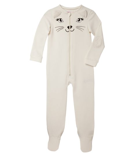 Pijamas-Ropa-bebe-nina-Amarillo