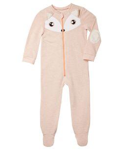 Pijamas-Ropa-bebe-nina-Rosado