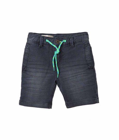 Bermudas-pantalonetas-Ropa-bebe-nino-Indigo-oscuro