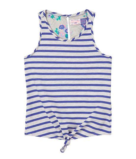 Camisetas-Ropa-bebe-nina-Azul