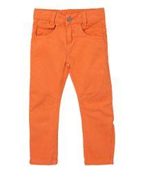 Jeans-y-Pantalones-Ropa-bebe-nino-Naranja