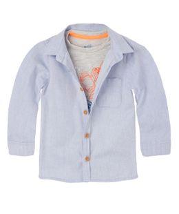 Camisas-Ropa-recien-nacido-nino-Morado