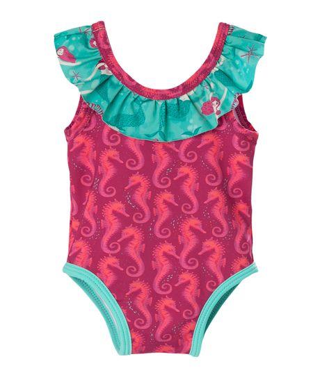Vestidos-de-baño-Ropa-recien-nacido-nina-Morado