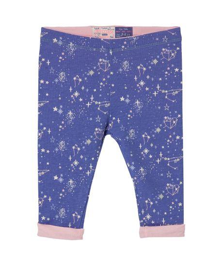 Jeans-y-Pantalones-Ropa-recien-nacido-nina-Azul