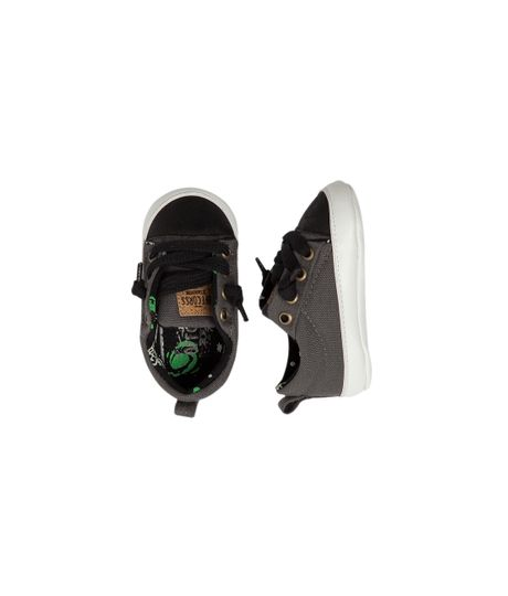 Zapatos-Ropa-recien-nacido-nino-Gris