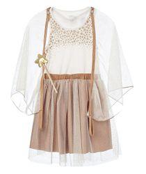 Vestidos-Ropa-bebe-nina-Amarillo