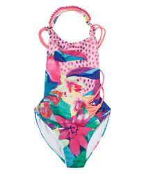 Vestidos-de-baño-Ropa-nina-Rosado