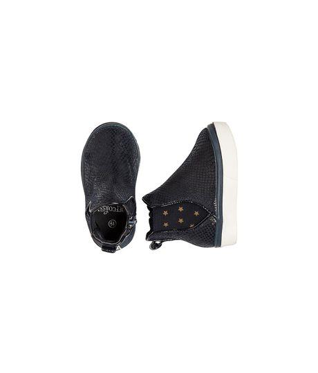 Zapatos-Ropa-bebe-nina-Azul