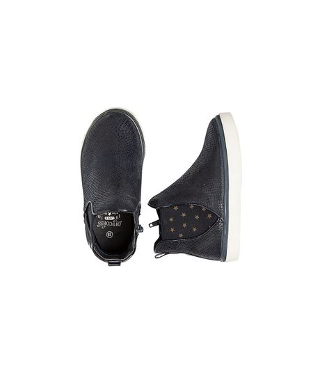 Zapatos-Ropa-nina-Azul