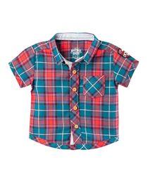 Camisas-Ropa-recien-nacido-nino-Rojo