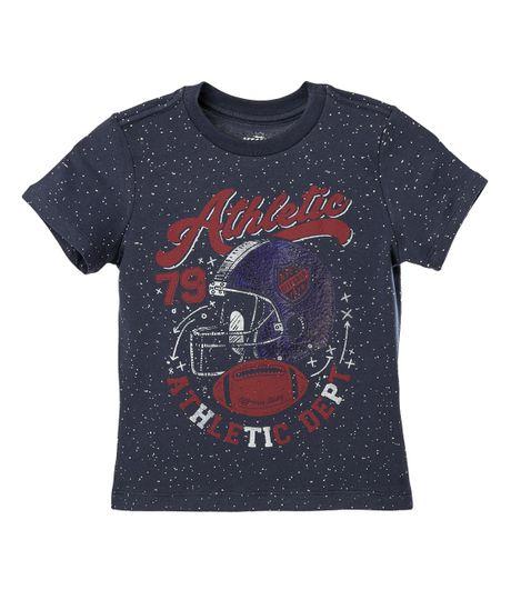 Camisetas-Ropa-bebe-nino-Azul