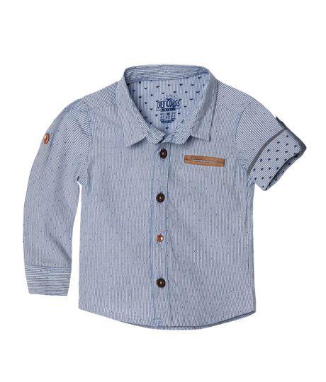 Camisas-Ropa-recien-nacido-nino-Azul