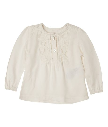 Camisas-Ropa-recien-nacido-nina-Gris