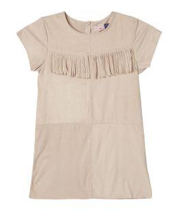Vestidos-Ropa-nina-Amarillo