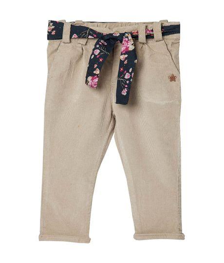 Jeans-y-Pantalones-Ropa-recien-nacido-nina-Cafe