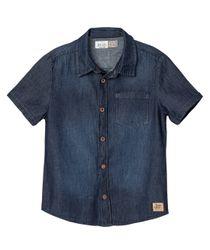 Camisas-Ropa-bebe-nino-Indigo-medio