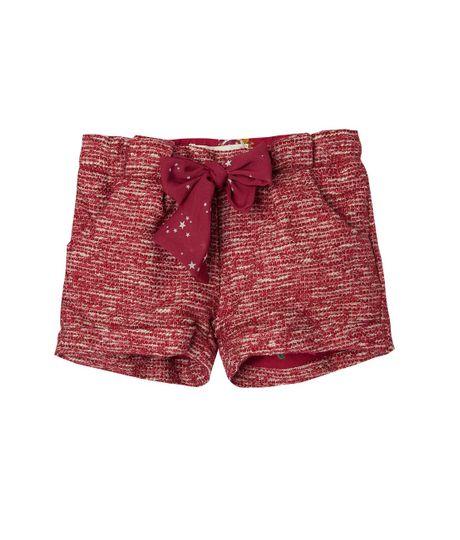 Faldas-y-shorts-Ropa-bebe-nina-Rojo