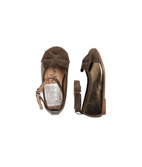Zapatos-Ropa-bebe-nina-Amarillo
