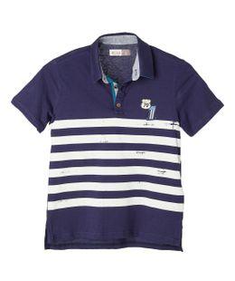 Camisetas-Ropa-nino-Azul