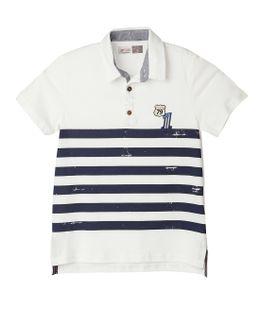 Camisetas-Ropa-nino-Gris