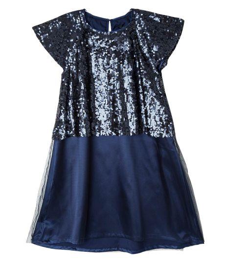 Vestidos-Ropa-nina-Azul