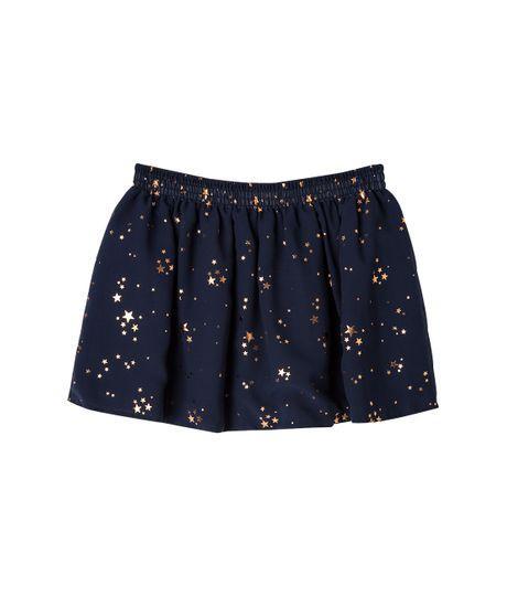 Faldas-y-shorts-Ropa-nina-Azul