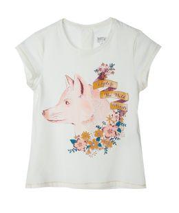 Camisetas-Ropa-nina-Amarillo
