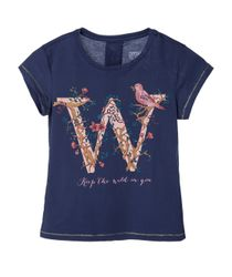 Camisetas-Ropa-nina-Morado