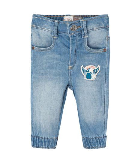 Jeans-y-Pantalones-Ropa-recien-nacido-nino-Indigo-medio