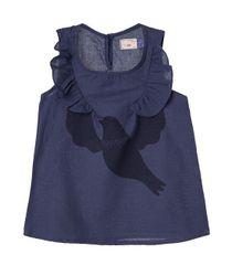 Camisas-Ropa-bebe-nina-Morado