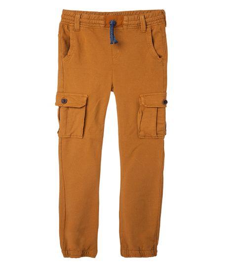 Jeans-y-Pantalones-Ropa-nino-Cafe